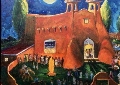 Ranchos Full Moon