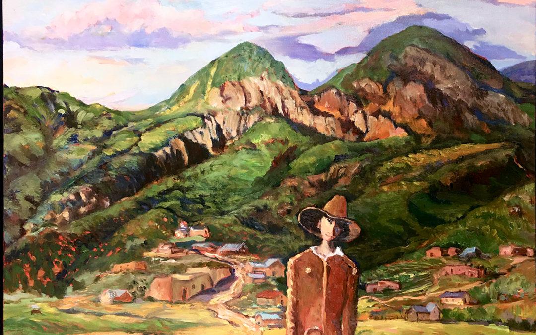 Shepherd Boy Of Arroyo Seco